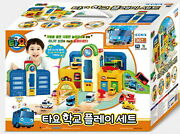 The Little Bus Tayo [school Role Play Set ] Toy Korea Tv Animation Character
