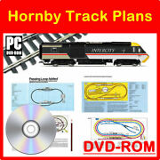 Track Plans For Hornby Model Railway 00 Gauge Oo Scale Layouts Build 130 Plans