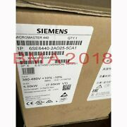 1pc Brand New Siemens 6se6 440-2ad25-5ca1 One Year Warranty Fast Delivery