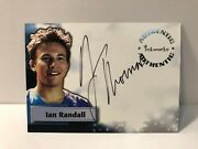 A-21 Jonathan Taylor Thomas Signed Smallville Autograph Card Inkworks