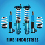 Five8 Industries For 11-15 Elantra And 14-16 Kia Forte Coilovers Height Adjustable