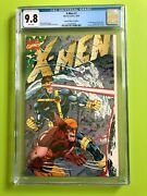 X-men 1 - Cgc 9.8 White Pages. A Mutant Milestone. Special Collectors Edition.