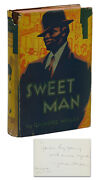Sweet Man By Gilmore Millen Signed First Edition 1930 Beale Street Blues 1st