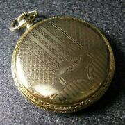 1900and039s T.eaton Co 12 Size 21 Jewels High Grade Antique Pocket Watch Gold Filled