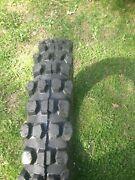 Tire R19 - 4,20 Tyre Ural Dnepr Mt. 110/100-19 M/c 71k. +tube. Made In Russia.