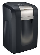 Bonsaii 120-minute Heavy-duty Cross-cut Paper Shredder, Cd And Credit Card With