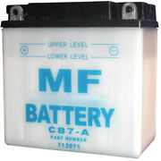 Battery Conventional For 1985 Vespa Px 125 T5 Vnx5t 123cc No Acid