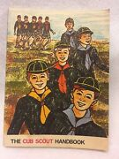 B31 Boy Scouts-  English 1960's Cub Scout Handbook - 72-pages