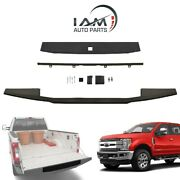 Complete Tailgate Cap Molding Kit For 2017-2020 Ford Super Duty F250 F350