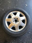 """Maybach 62, 57 19"""" Spare Wheel And Tire Continental Premium Contact Oem Rare"""