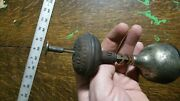 Victorian Hardware House Bell Door Knob This Is Cool 1800s 1900s Rare Thumb