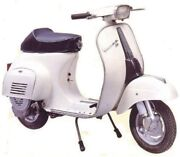 Set Restoration Spare Parts Vespa 50 Special Complete With Wheels And Saddle In