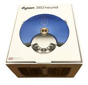 Dyson 360 Heurist Robot Vacuum 110v - 240v - Learns And Adapts To Your Home