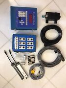 Machine Die Protection Control Set With Resolver Remote Die Box And Cords.