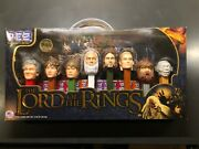 Pez Candy Lord Of The Rings Dispensers - Pack Of 6