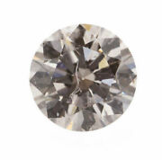 0.30 Carat Fancy Light Pink Diamond Certified Natural Color Loose Round