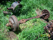 1933 1934 Studebaker Front Axle President Commander Dictator Hub 32 33 34 Ford A