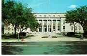City Hall At Hammond Indiana In Northern Lake County- Postcard