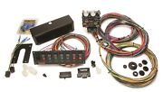 Painless Wiring 50003 21 Circuit Pro Street Chassis Harness W/switch Panel
