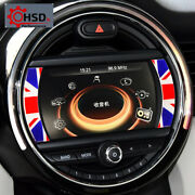 Crystal 2pcs Console Screen Navigation Frame For Mini Cooper Countryman F60