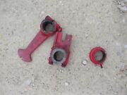 Mccormick Farmall F14 Tractor Ih Cultivator Steering Parts For Bolster Shaft