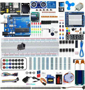Uno Professional Starter Kit With Tutorial And Uno R3 Compatible With Arduino