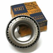 Nos 60-72 Chevy Utility Truck 7000 Lb Front Wheel Inner Bearing Cone Gm 7451120