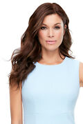 Top Style 12 Or 18 Remy Human Hair Topper / Hairpiece By Jon Renau All Colors