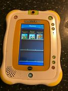Yellow Vtech Innotab 2 Baby Tablet Console And Games Cartridge