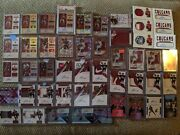 Huge Luke Falk Rc Auto Collection Multiple 1/1s Rainbows And Sick Patches