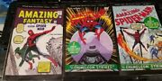 2006 Amazing Spiderman Series Complete Set Vol 1-24 Reprints Missing 23 Two 24