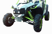 Mudbusters Fender Flares For Can-am Maverick Xds Turbo