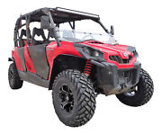 Mudbusters Fender Flares For Can-am Commander