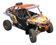 Mudbusters Race-lite Fenders For Polaris Rzr Xp-1000 And Xp Turbo