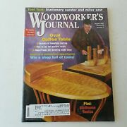 Woodworkers Journal July/august 1999 Volume 23 Number 4  725274021239