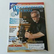 Woodworkers Journal July/august 2001 Volume 25 Number 4  071486021230