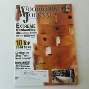 Woodworkers Journal July/august 2007 Volume 31 Number 4