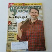 Woodworkers Journal March/april 2007 Volume 31 Number 2
