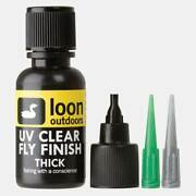Loon Outdoors - Uv Clear Fly Finish - Thick