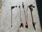International Farmall Ihc 806 And 560 Tractor Throttle And Shifter Linkage Rods Rod