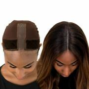 Milano Collection Lace Gripcap 2-in-1 Lace Wig Grip Band Plus Wig Cap For Lace