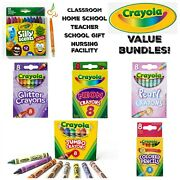 Crayola Bundles ❤️ Stay At Home Crafts Classroom Back To School Senior Center