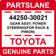 44250-30021 Toyota Oem Genuine Gear Assy Power Steeringfor Rack And Pinion