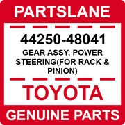 44250-48041 Toyota Oem Genuine Gear Assy Power Steeringfor Rack And Pinion