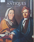 The Magazine Antiques Sept 1973 Connecticut Brummel Vt Nyc Ct Furniture Painting