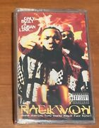 Raekwon – Only Built 4 Cuban Linx - Gray Cassette Tape 1995 - Factory Sealed