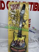 Vintage 1979 Carnival Toys Village People Guitar Rare L@@k Can't Stop Products