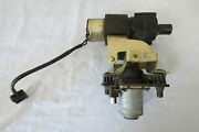 1990-02 Mercedes R129 Sl500 500sl 300sl Heater Valve And Water Auxiliary Pump Oem