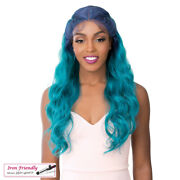 Itand039s A Wig Lace Front Iron Friendly Synthetic Swiss Lace Crown Braid Wig Bamba