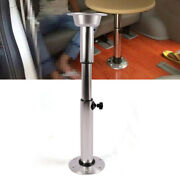 For Bar Rv Boat Caravan 22and039and039-28and039and039 Adjustable Table Leg And Base Pedestal Stand New